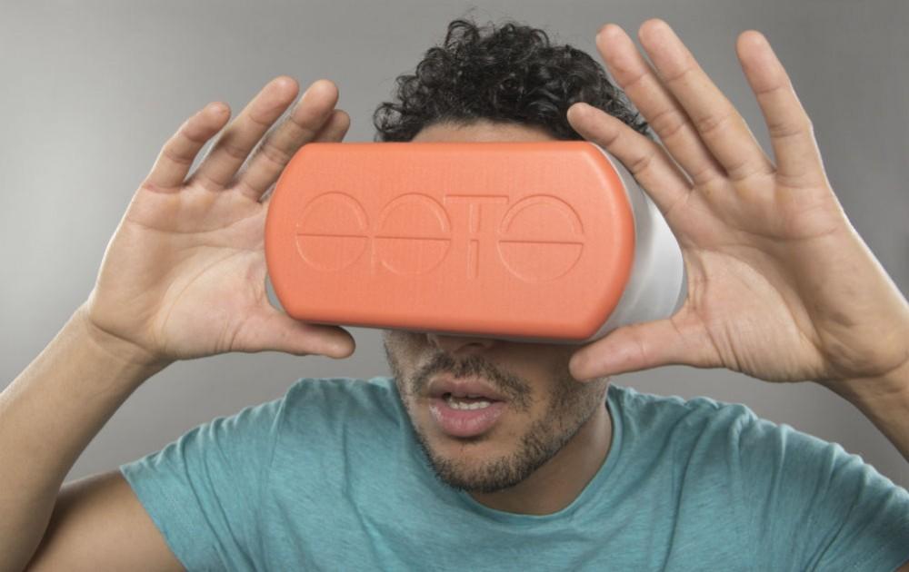 opto virtual reality headset